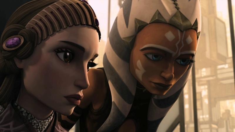 Screenshot de Clone en regardant Star Wars Clone Wars Vlcsn110