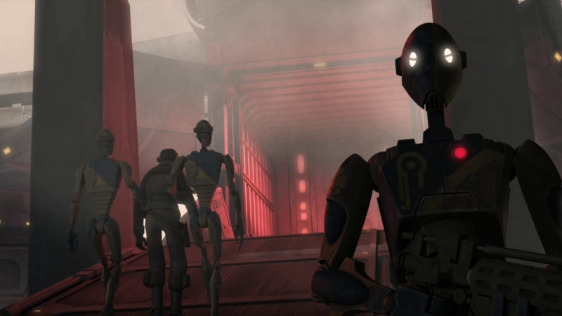 Screenshot de Clone en regardant Star Wars Clone Wars Vlcsn111