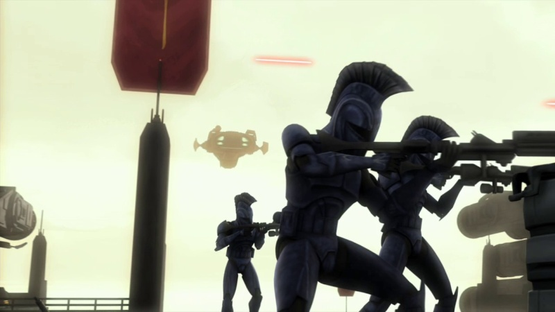 Screenshot de Clone en regardant Star Wars Clone Wars Vlcsn115