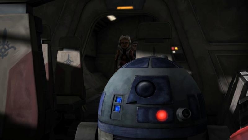 Screenshot de Clone en regardant Star Wars Clone Wars Vlcsn116