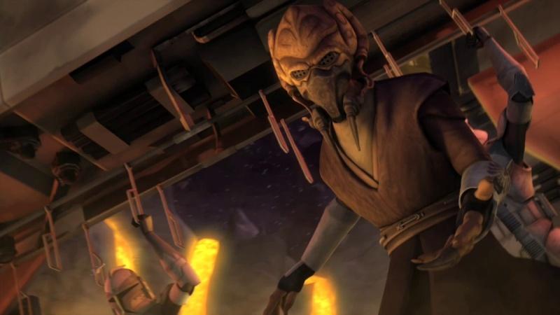 Screenshot de Clone en regardant Star Wars Clone Wars Vlcsn117