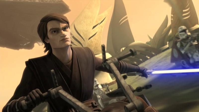 Screenshot de Clone en regardant Star Wars Clone Wars Vlcsn125