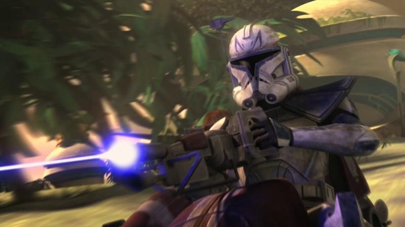 Screenshot de Clone en regardant Star Wars Clone Wars Vlcsn126