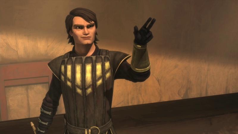 Screenshot de Clone en regardant Star Wars Clone Wars Vlcsn130