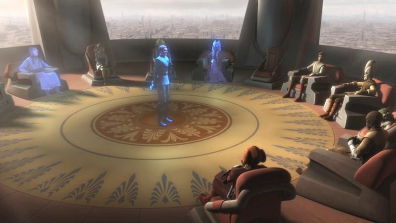 Screenshot de Clone en regardant Star Wars Clone Wars Vlcsn133