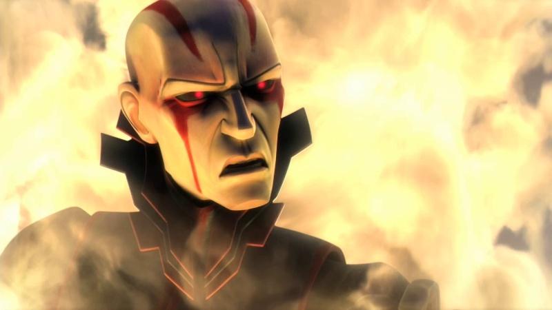 Screenshot de Clone en regardant Star Wars Clone Wars Vlcsn136