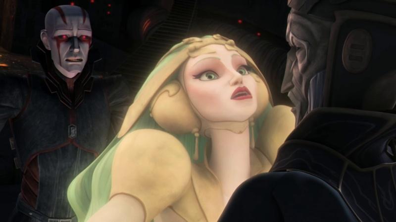 Screenshot de Clone en regardant Star Wars Clone Wars Vlcsn138