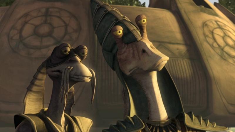 Screenshot de Clone en regardant Star Wars Clone Wars Vlcsn141
