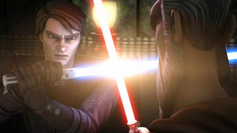Screenshot de Clone en regardant Star Wars Clone Wars Vlcsn143