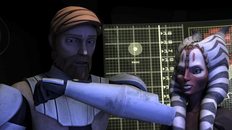 Screenshot de Clone en regardant Star Wars Clone Wars Vlcsn148
