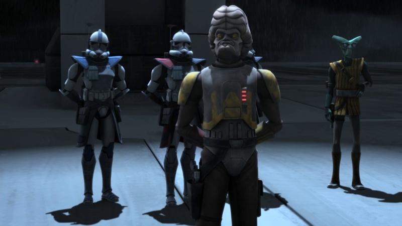 Screenshot de Clone en regardant Star Wars Clone Wars Vlcsn152