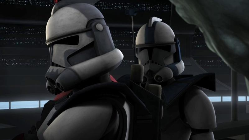 Screenshot de Clone en regardant Star Wars Clone Wars Vlcsn153