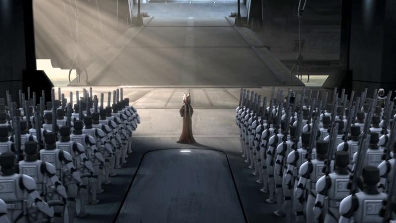 Screenshot de Clone en regardant Star Wars Clone Wars Vlcsn155