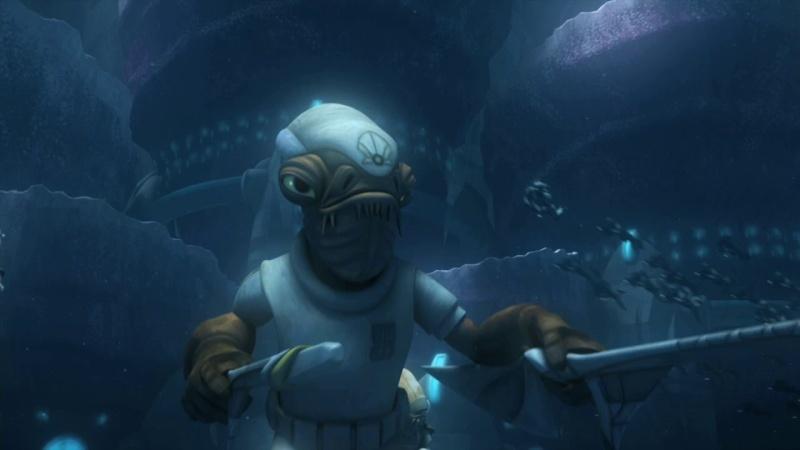 Screenshot de Clone en regardant Star Wars Clone Wars Vlcsn157