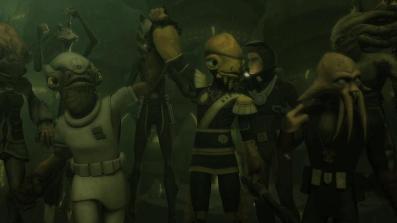 Screenshot de Clone en regardant Star Wars Clone Wars Vlcsn162