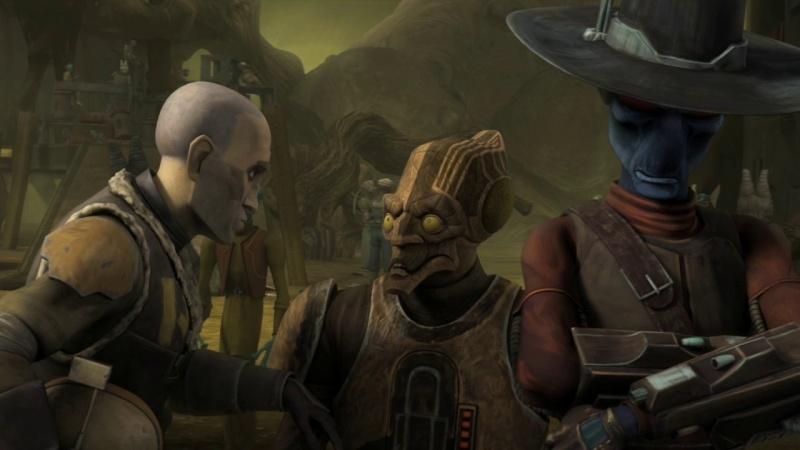 Screenshot de Clone en regardant Star Wars Clone Wars Vlcsn164