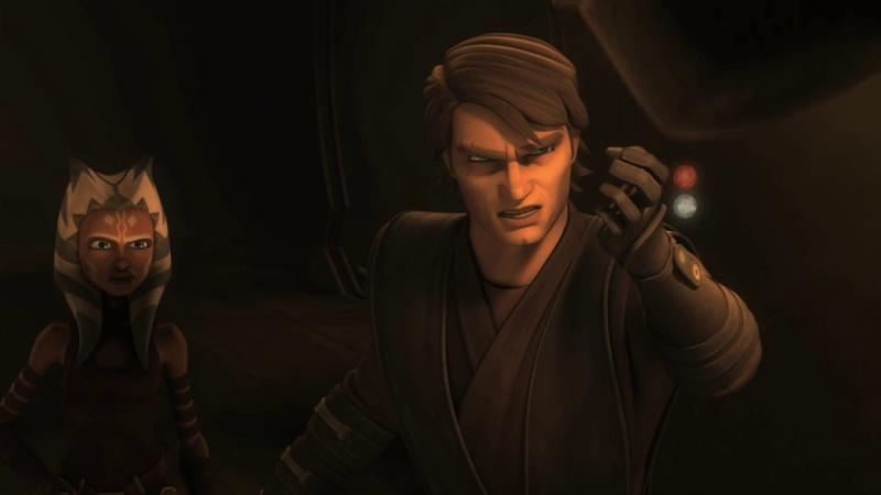 Screenshot de Clone en regardant Star Wars Clone Wars Vlcsn166