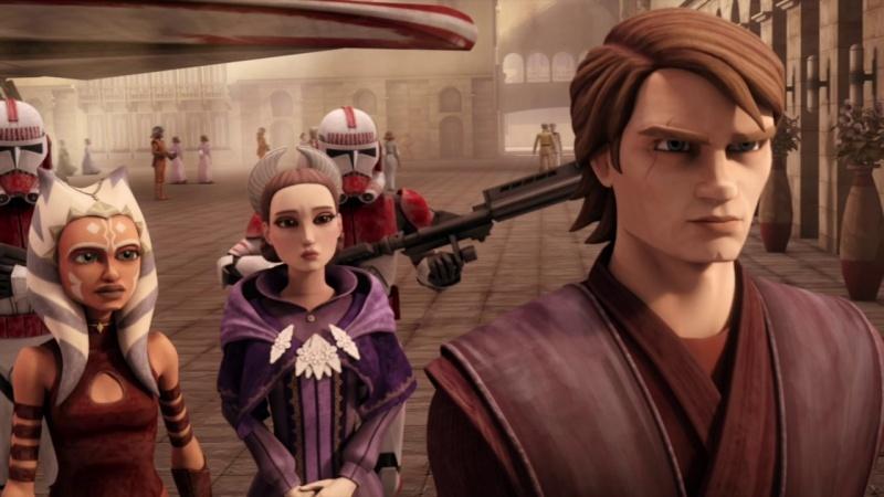 Screenshot de Clone en regardant Star Wars Clone Wars Vlcsn167