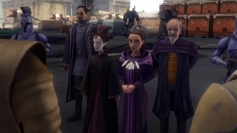 Screenshot de Clone en regardant Star Wars Clone Wars Vlcsn168