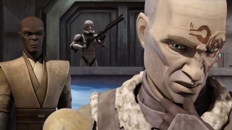 Screenshot de Clone en regardant Star Wars Clone Wars Vlcsn169