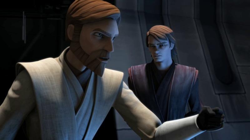 Screenshot de Clone en regardant Star Wars Clone Wars Vlcsn171