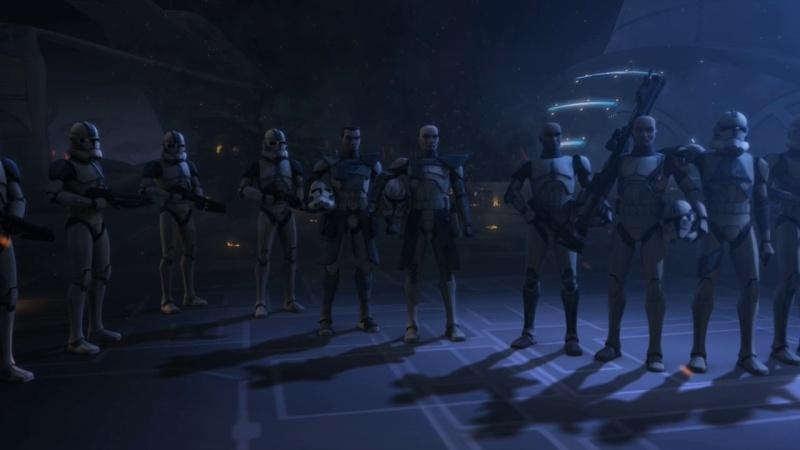Screenshot de Clone en regardant Star Wars Clone Wars Vlcsn175