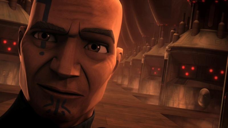 Screenshot de Clone en regardant Star Wars Clone Wars Vlcsn177