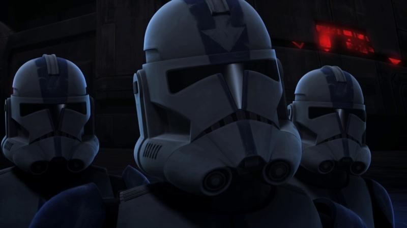 Screenshot de Clone en regardant Star Wars Clone Wars Vlcsn179