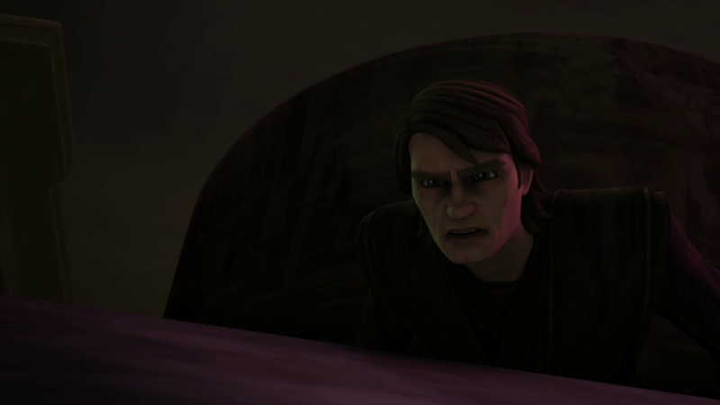 Screenshot de Clone en regardant Star Wars Clone Wars Vlcsna12