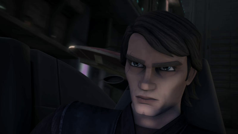 Screenshot de Clone en regardant Star Wars Clone Wars Vlcsna13