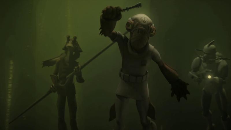 Screenshot de Clone en regardant Star Wars Clone Wars Vlcsna15