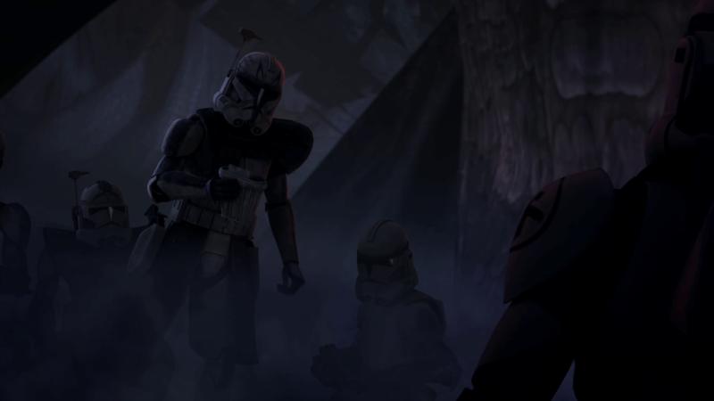 Screenshot de Clone en regardant Star Wars Clone Wars Vlcsna20