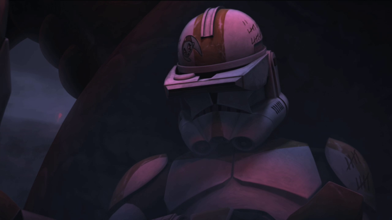 Screenshot de Clone en regardant Star Wars Clone Wars Vlcsna21