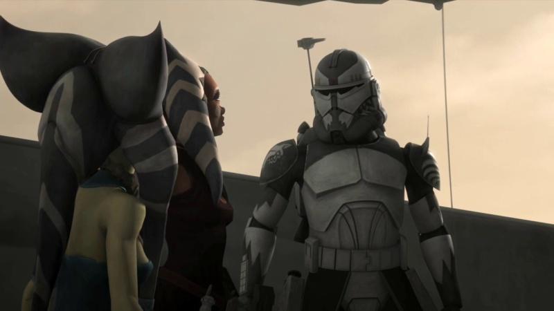 Screenshot de Clone en regardant Star Wars Clone Wars Vlcsna36