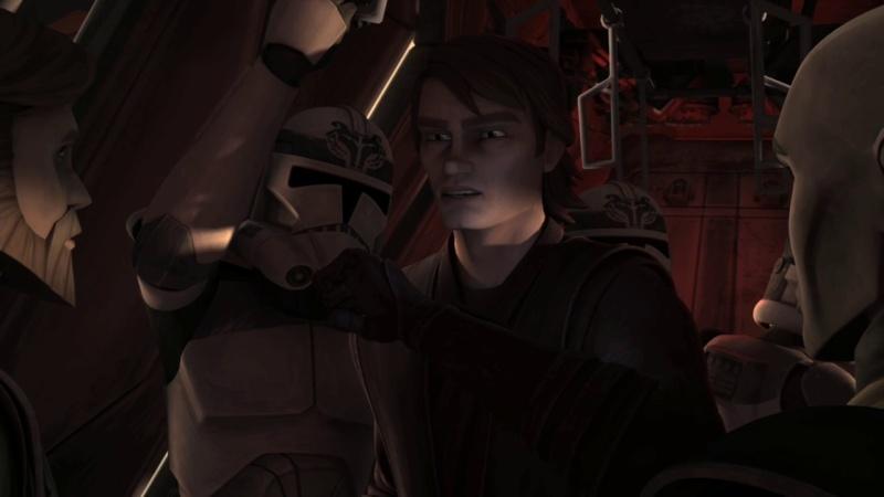 Screenshot de Clone en regardant Star Wars Clone Wars Vlcsna37