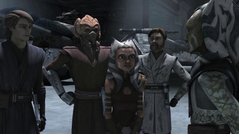Screenshot de Clone en regardant Star Wars Clone Wars Vlcsna41