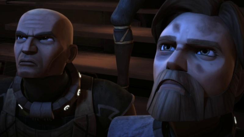 Screenshot de Clone en regardant Star Wars Clone Wars Vlcsna45
