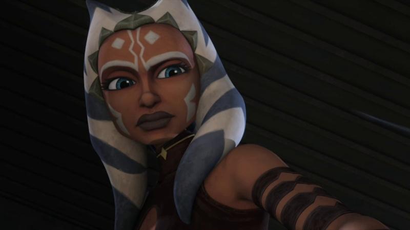 Screenshot de Clone en regardant Star Wars Clone Wars Vlcsna46