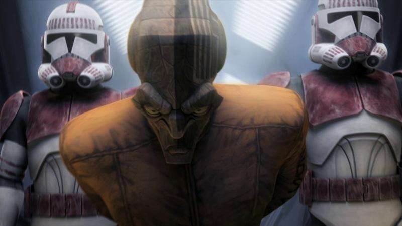 Screenshot de Clone en regardant Star Wars Clone Wars Vlcsna65
