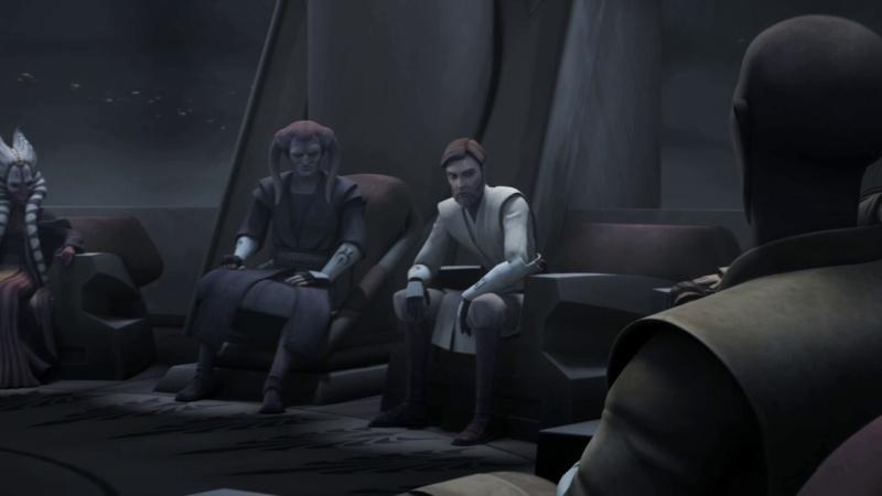Screenshot de Clone en regardant Star Wars Clone Wars Vlcsna66