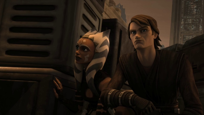 Screenshot de Clone en regardant Star Wars Clone Wars Vlcsna70