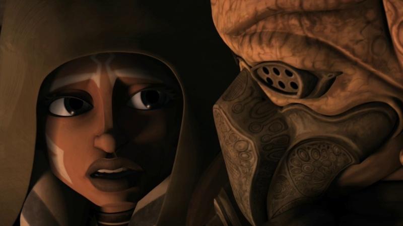 Screenshot de Clone en regardant Star Wars Clone Wars Vlcsna76