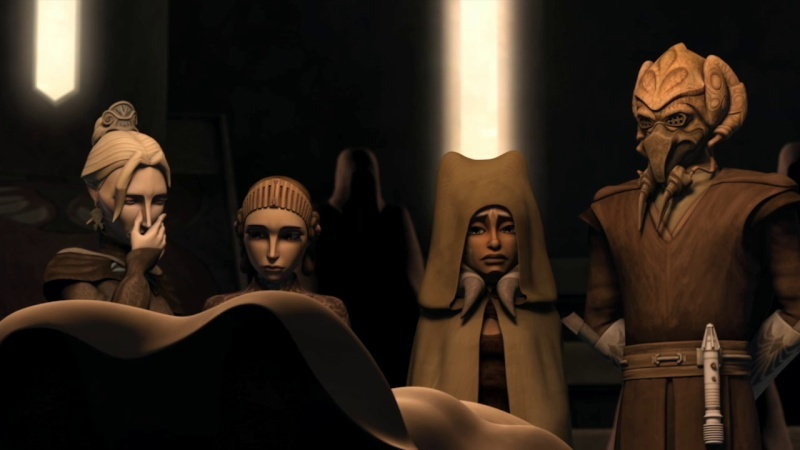Screenshot de Clone en regardant Star Wars Clone Wars Vlcsna77