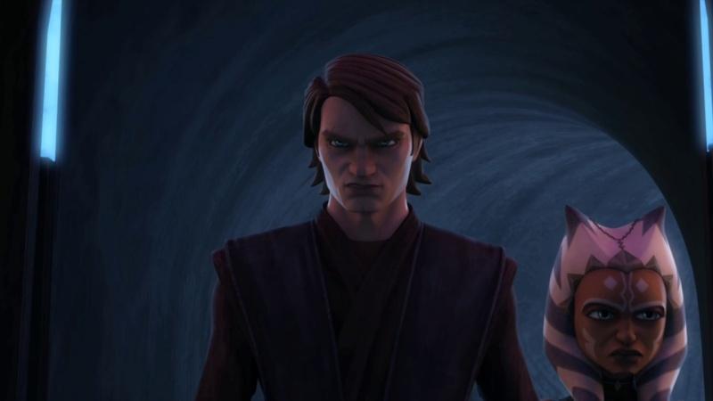 Screenshot de Clone en regardant Star Wars Clone Wars Vlcsna84