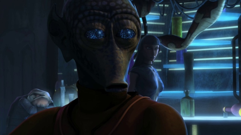 Screenshot de Clone en regardant Star Wars Clone Wars Vlcsna85