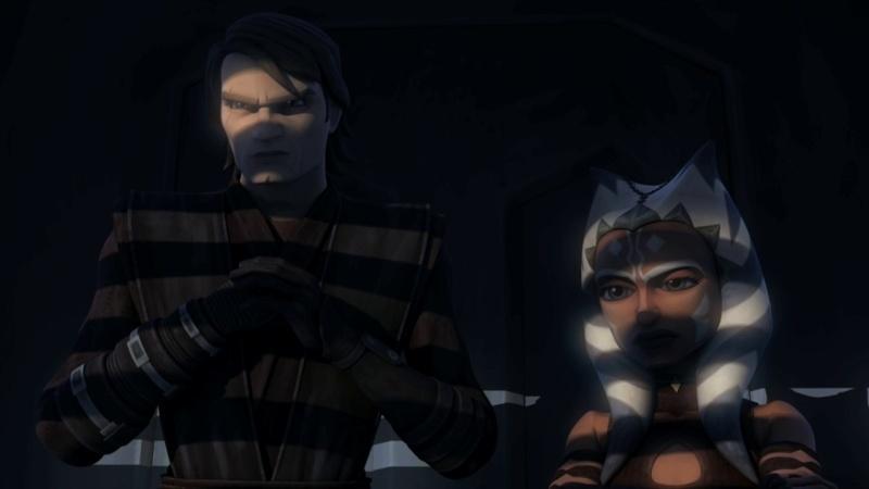 Screenshot de Clone en regardant Star Wars Clone Wars Vlcsna87