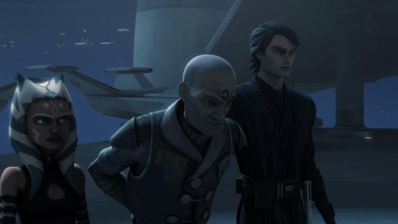 Screenshot de Clone en regardant Star Wars Clone Wars Vlcsna89