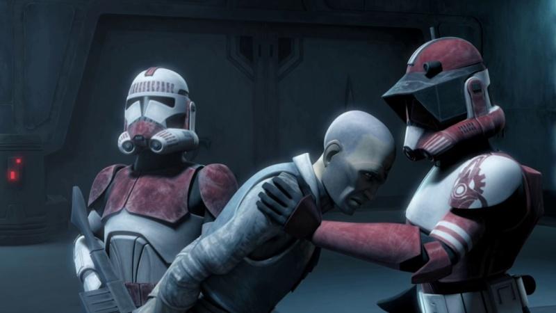 Screenshot de Clone en regardant Star Wars Clone Wars Vlcsna90