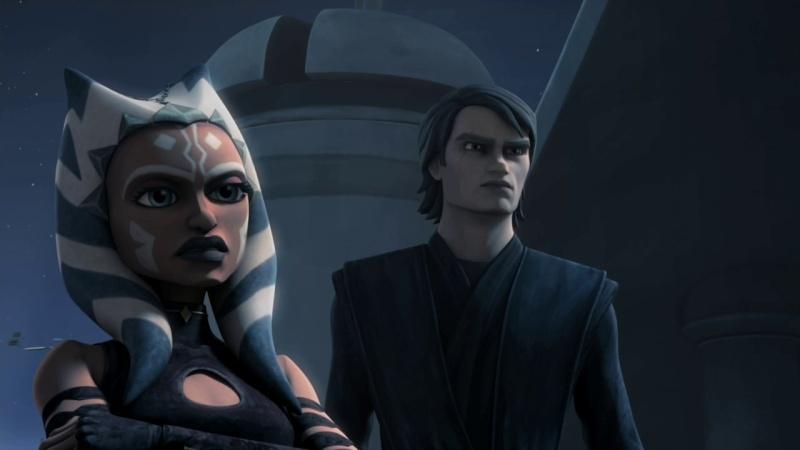 Screenshot de Clone en regardant Star Wars Clone Wars Vlcsna91