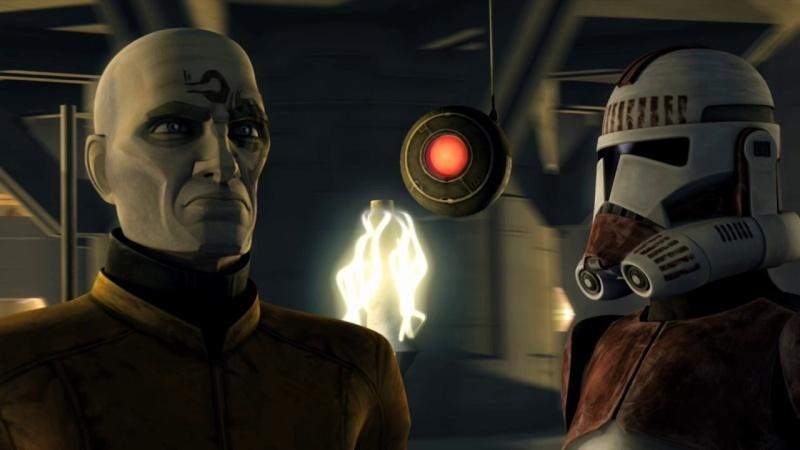 Screenshot de Clone en regardant Star Wars Clone Wars Vlcsna92